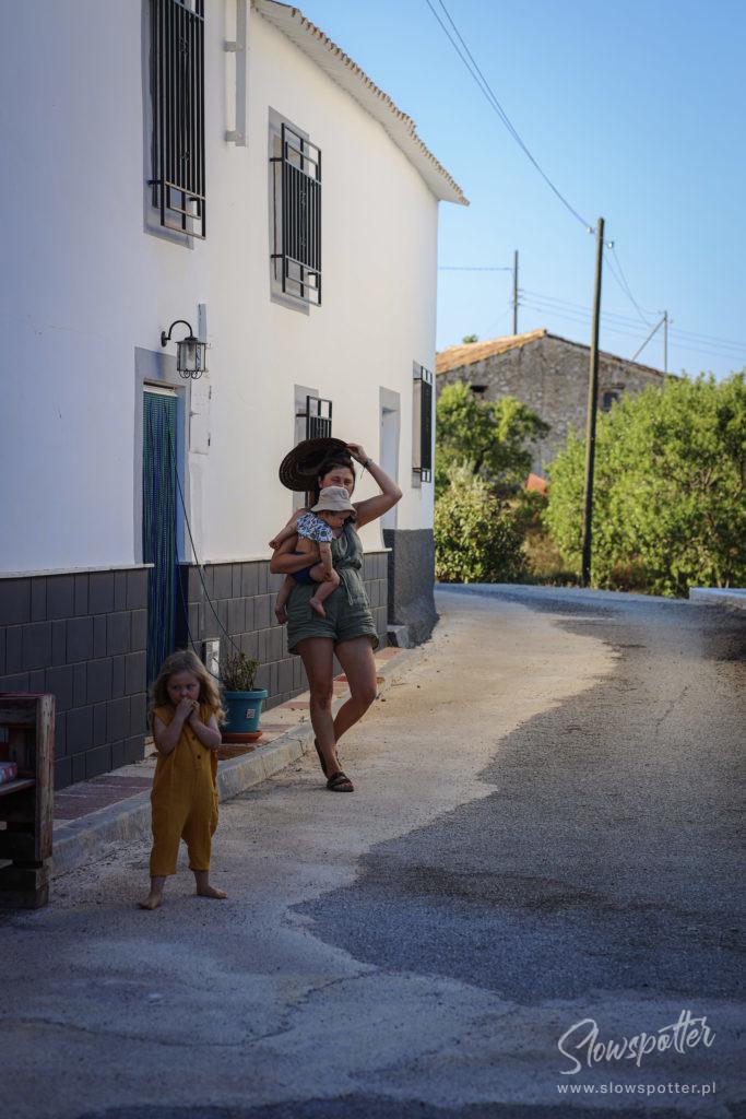 REC.ON Project Spain odrestaurowane gospodarstwo w Hiszpanii - wizyta Slowspotter