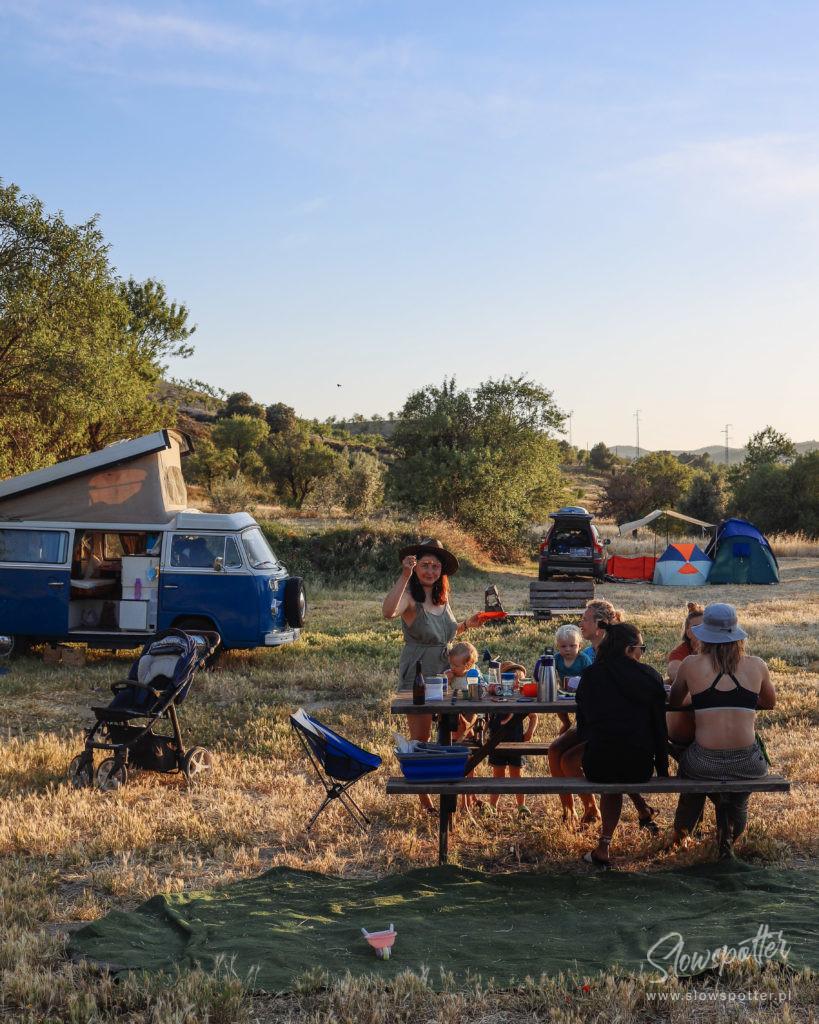 REC.ON - slow camping w Andaluzji w duchu upcyclingu