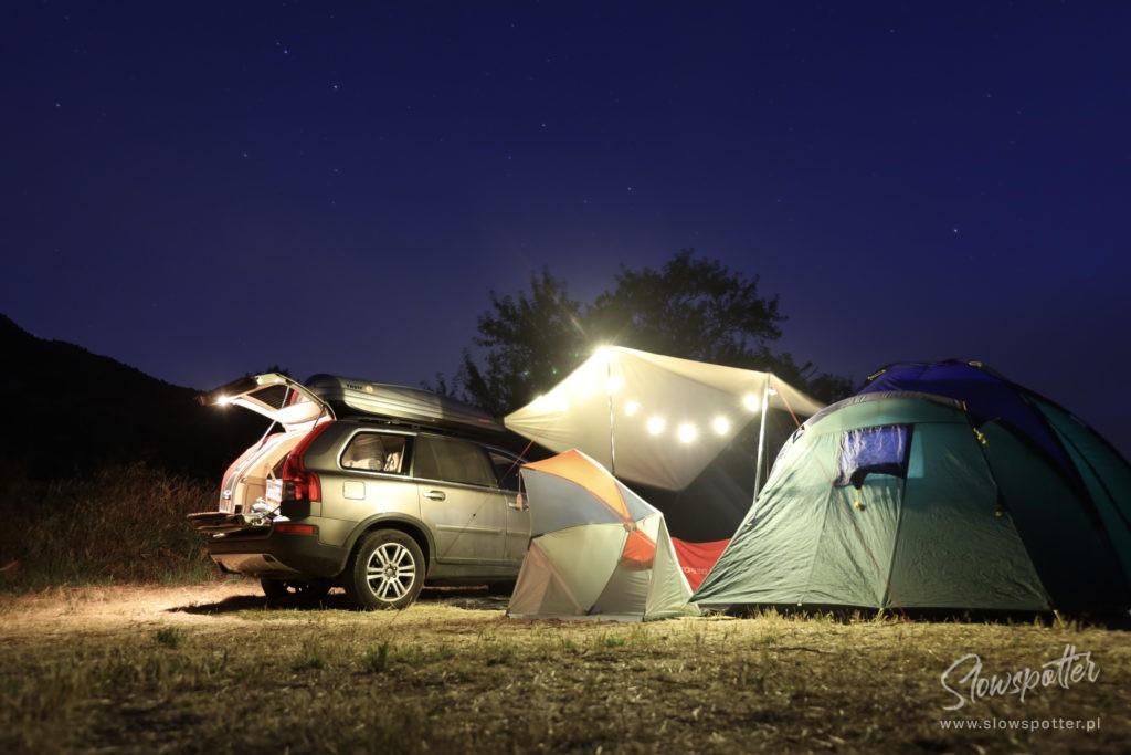 Camping w Hiszpanii w REC.ON - Slowspotter