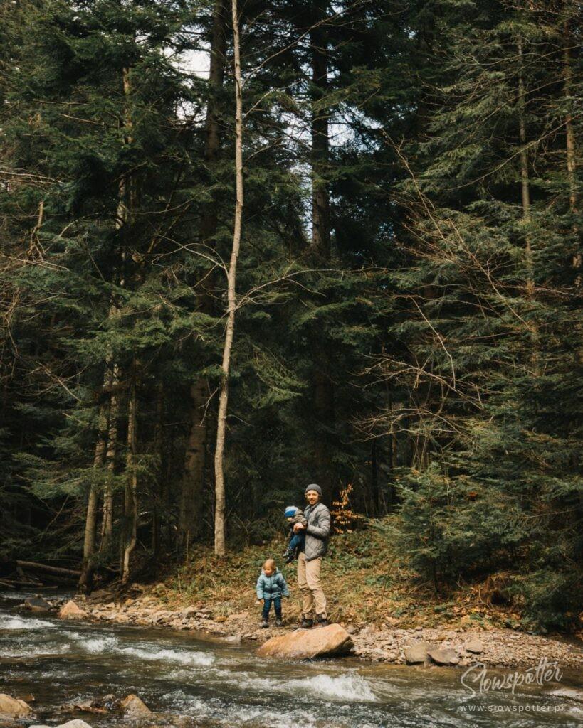 Dolina Rabskiego Potoku Bieszczady Slowspotter