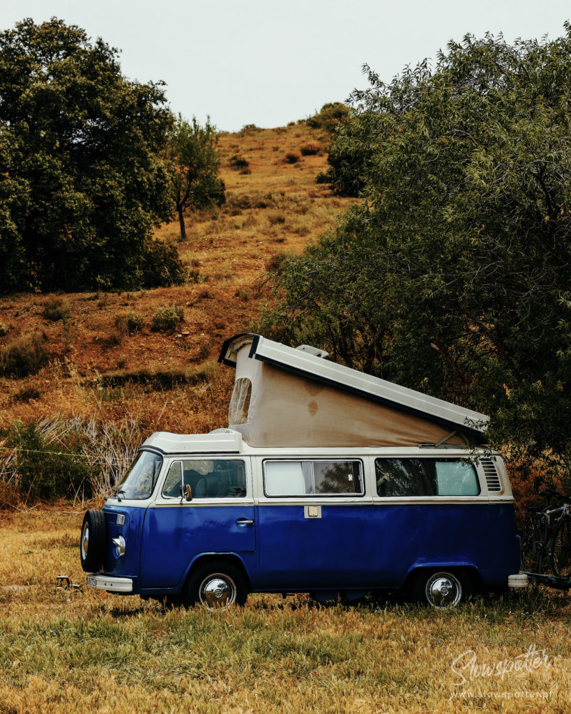 Rec.on Project Spain Andaluzja Hiszpania VW Campervan oldtimers