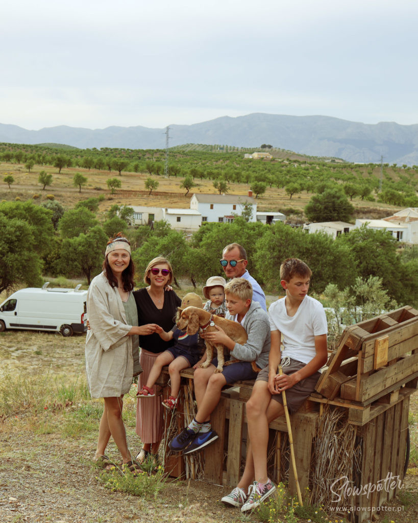 Rec.on Project Spain Andaluzja Hiszpania Wizyta Slowspotter Upcycling Eko Art (