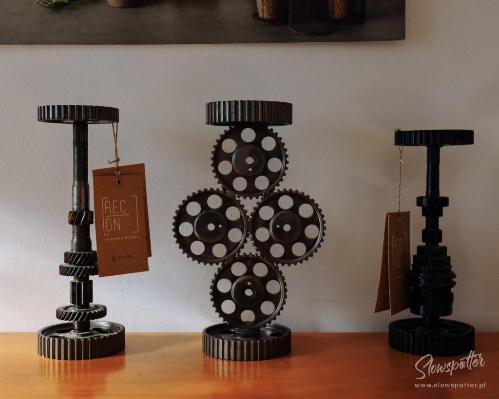 Rec.on Project Spain Andaluzja Hiszpania Wizyta Slowspotter Upcycling Eko Art