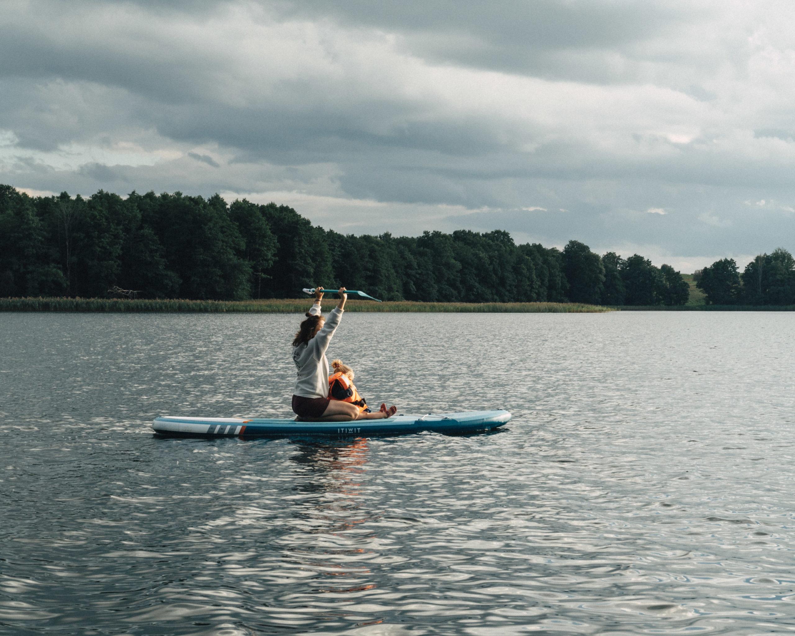 jezioro mazury