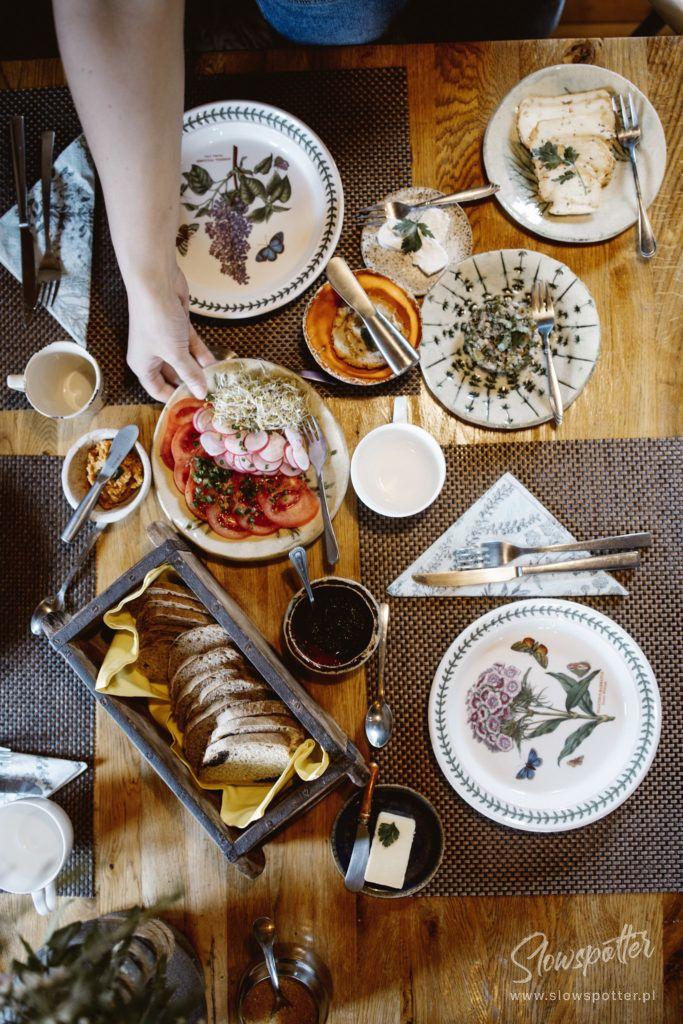 Maciejewka pyszne śniadanie Slowspotter