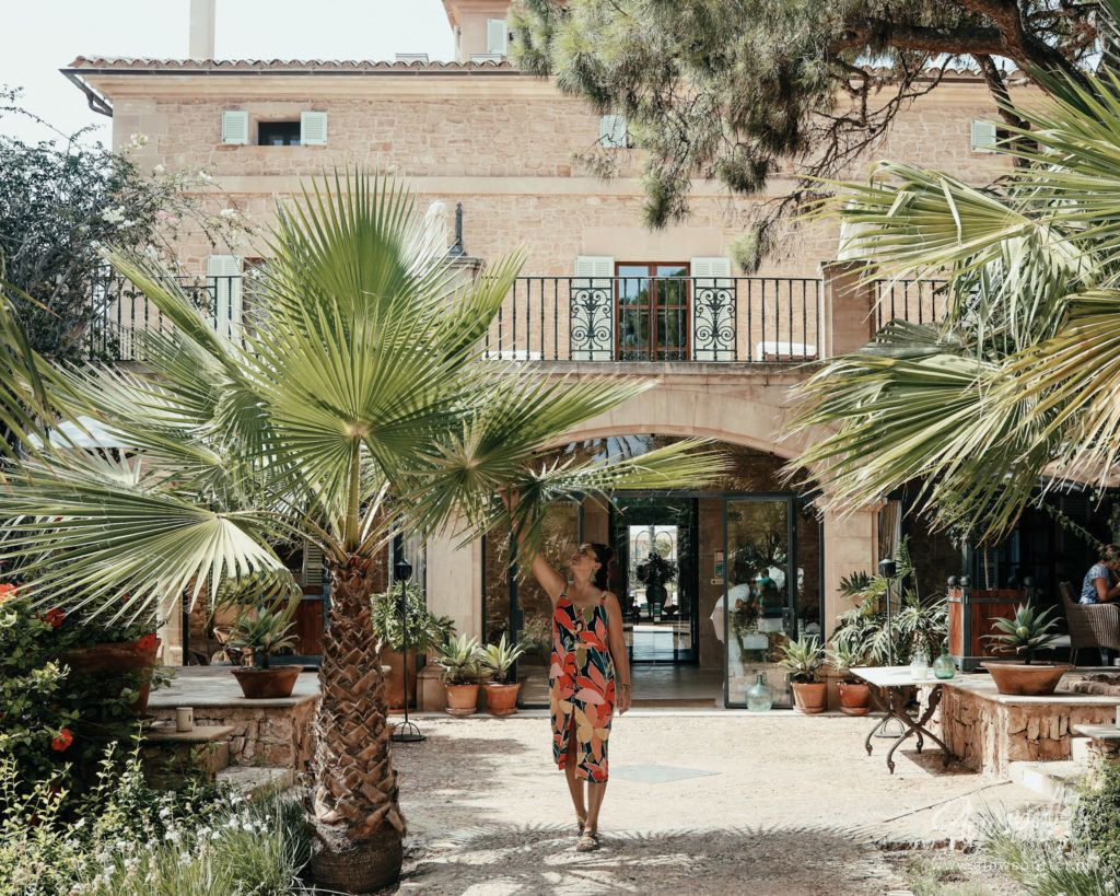 Cal Reiet Holistic Sanctuary In Mallorca With A Healthy Food