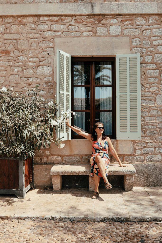 Cal Reiet Holistic Sanctuary In Mallorca With A Healthy Food Old Mallorcan hacienda