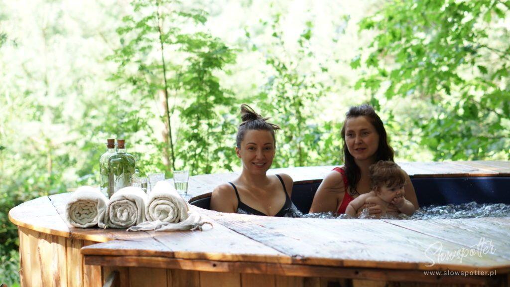 Camp Spa lesne SPA na Warmii Slowspotter