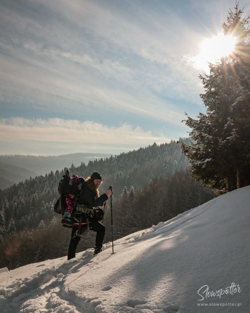 Chatta Huba Zima Nad Czorsztynem Slowspotter Gorce