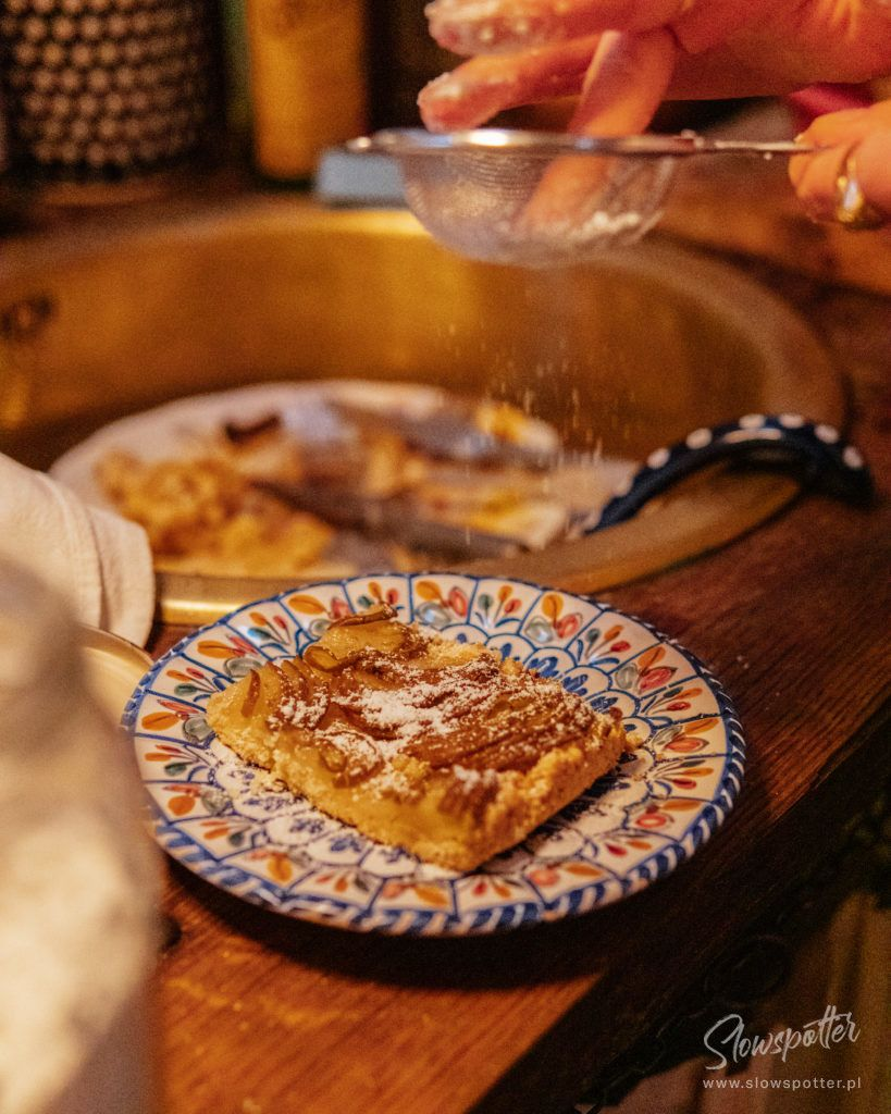 Dom na Wzgórzu Paproć pyszny slow food od gospodarzy - wizyta Slowspotter
