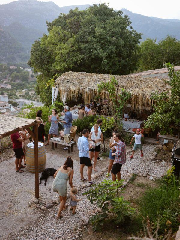 Farm To Table Mallorca Slow Food Farma Secret Diners Slowspotter