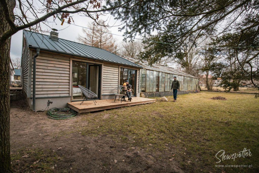 Folwark Jackowo Wizyta Slowspotter Apartament Przy Szklarni