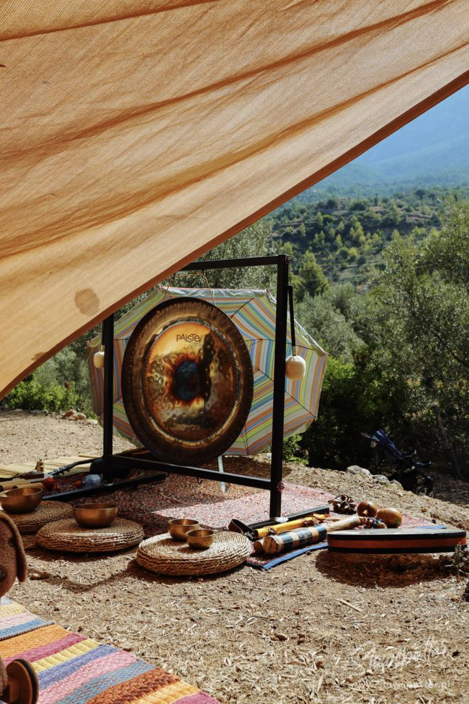 Gongi Slowspotter Sound Experience Savantis