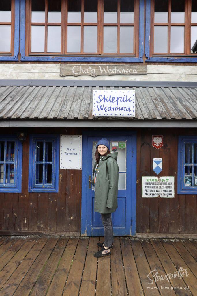Lokalne Wycieczki Bieszczady Slowspotter Chata Wędrowca
