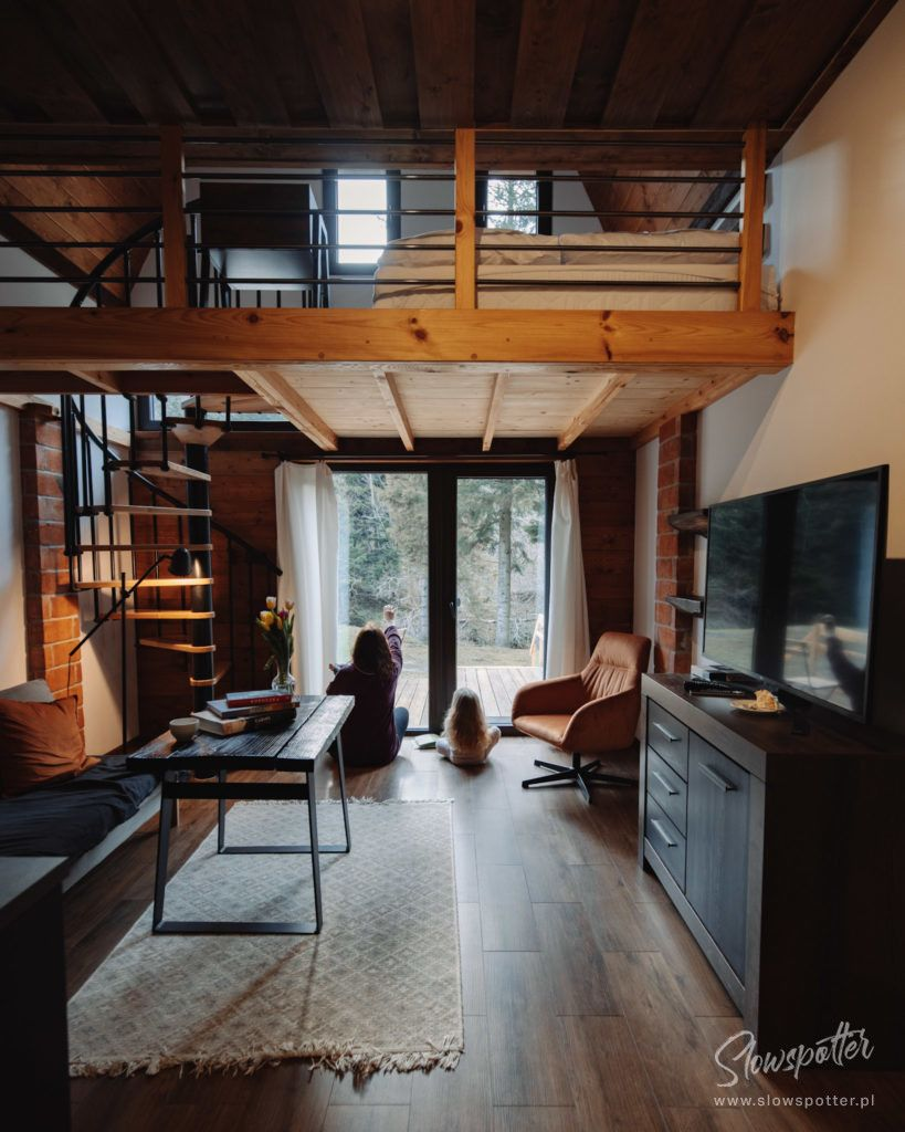 Novosiele Lifestyle Apartments Slowspotter Slow Cabin Bieszczady (5)