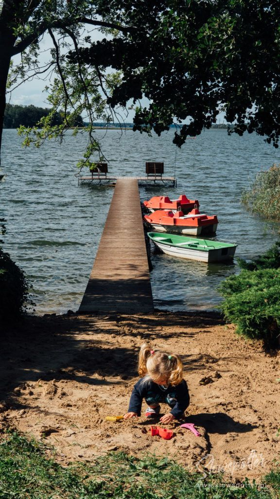Punkt Mazury nowoczesna stodola nad jeziorem - wizyta Slowspotter