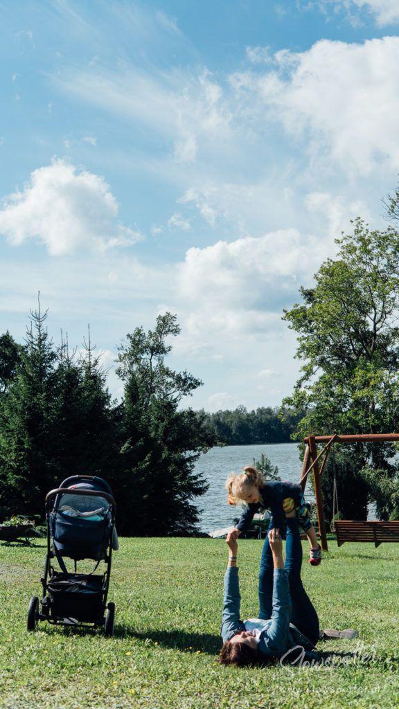 Punkt Mazury nowoczesna stodola nad jeziorem