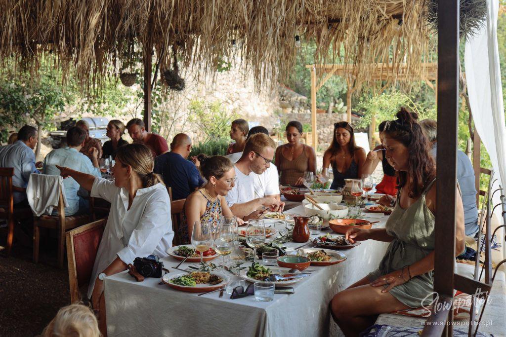Slowspotter W Farm To Table Mallorca Dinner