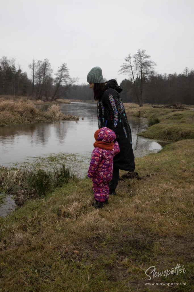 Gniazdowo nad rzeką Liwiec Dom pod Warszawą - z dziećmi