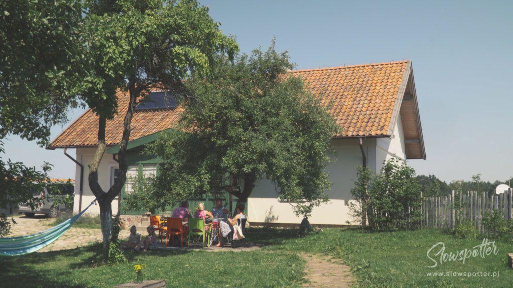 Kwaśne Jabłko Ekologiczne Siedlisko na Warmii wieś