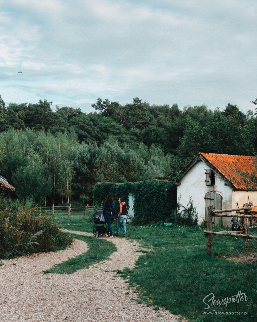 Modry Ganek agroturystyka z klimatem na Mazurach odwiedziny Slowspotter