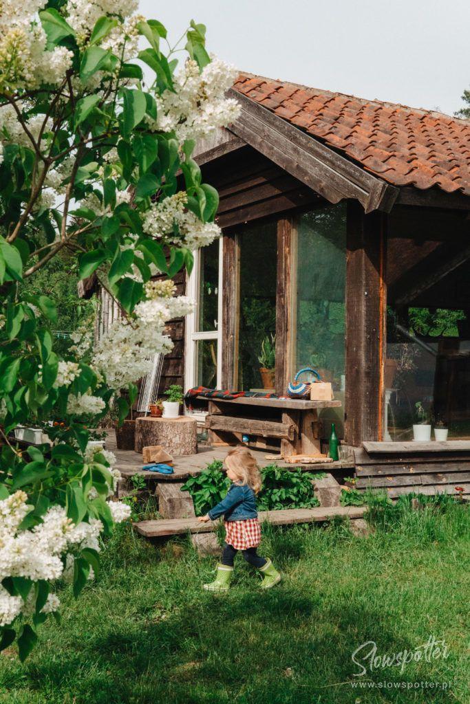 Siedlisko Letnia Kuchnia Slowspotter Dom